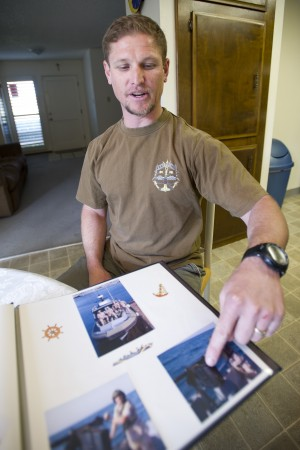 Lodi soldier Mike Panko worked with detainees during his time overseas