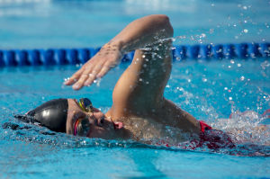 San Joaquin Athletic Association Swim Meet at Bear Creek High School