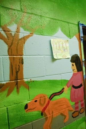 Teens turn artistic talents to helping shelter