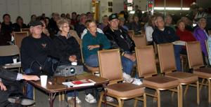 Clements meeting focuses on rural crime