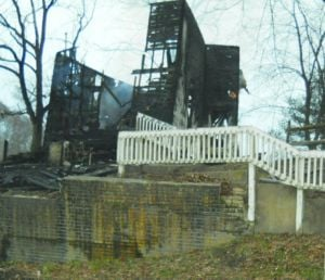 Fire destroys New Straitsville home