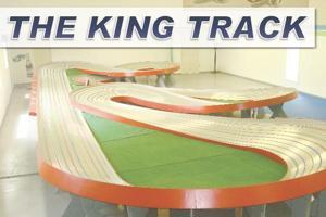 king slot car track dimensions