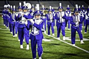 Logan Marching Chieftains