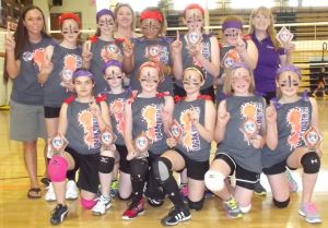 Logan 5G volleyball team wins tournament