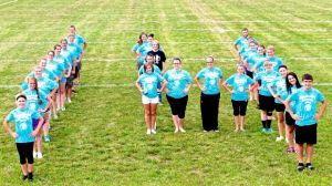 Senior LHS Marching Chieftains