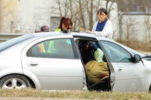 Accident on U.S. 33