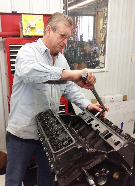 oaks machine shop logan ohio