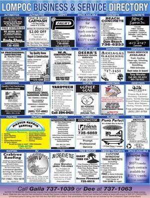 Lompoc Business & Service Directory