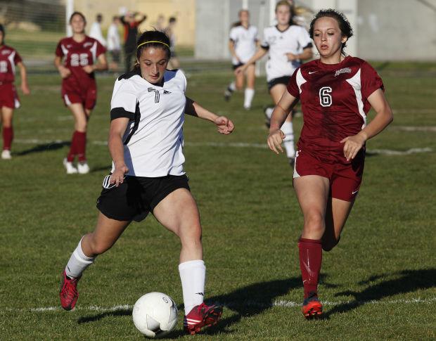 GALLERY: Patriot at Cabrillo Girls Soccer | Soccer | lompocrecord.com