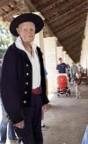 Longtime docent Jack Forrest dies