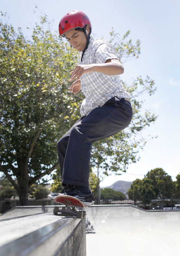 Know an ollie from a feeble grind