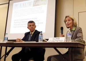 Effectiveness of Congress debated during forum