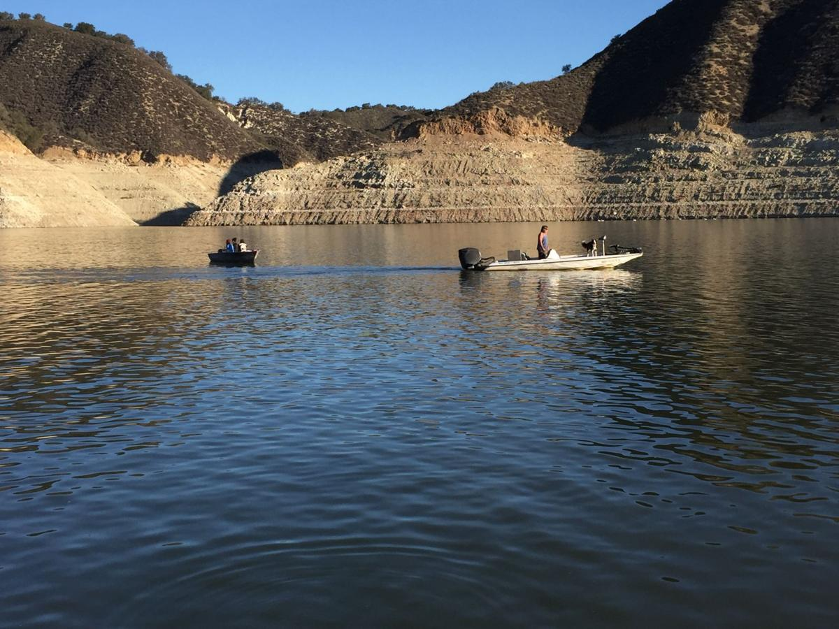 Trout release draws anglers to lake cachuma local news for Lake cachuma fishing report