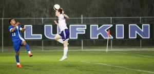 Lufkin-Jacksonville soccer