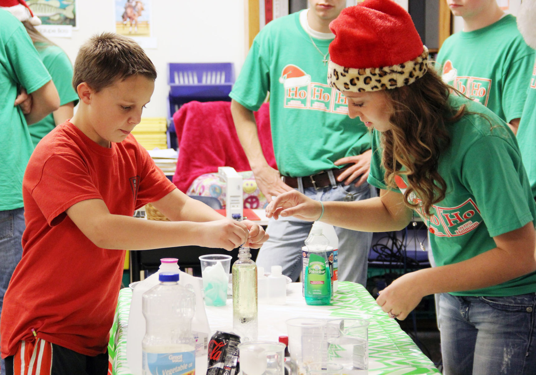science fair projects for high school students The mission of project syncere (supporting youth's needs with core engineering research experiments) is to increase the number of minority, female, and under-served students pursuing careers.