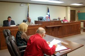 Angelina County Commissioners