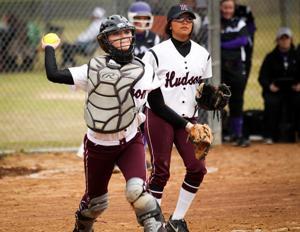 Hudson softball