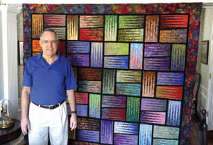 Jim Haley's quilt design