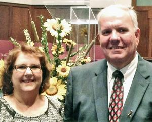<p>Trinity Baptist Church, 1641 FM 325, has called new pastor Steve Cowart and his wife Donna. Rev. Cowart will be joining the church in mid-September. Services are Sunday school at 9:30 a.m. and worship at 10:30 a.m. Sundays and at 6 p.m. Wednesdays.</p>