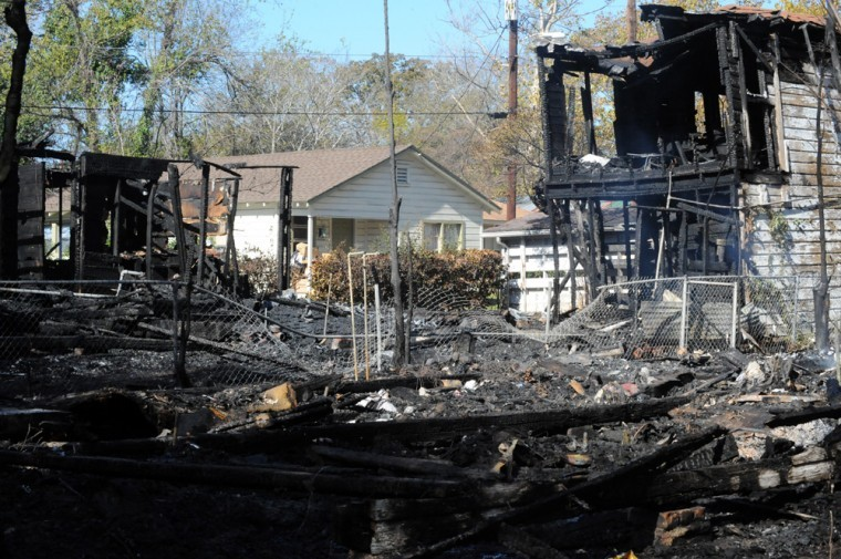 Arson Suspected Again As Two Vacant North Lufkin Homes