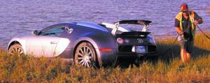 Soggy Bugatti