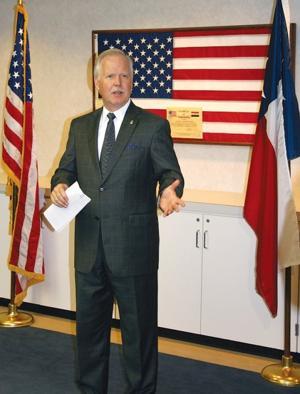 U.S. Attorney John Bales