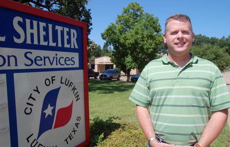 new director of lufkin animal shelter believes his new job