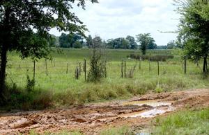 County Road repair