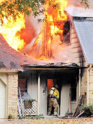 Fairview Drive fire