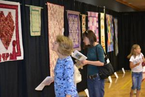 A plethora of quilts