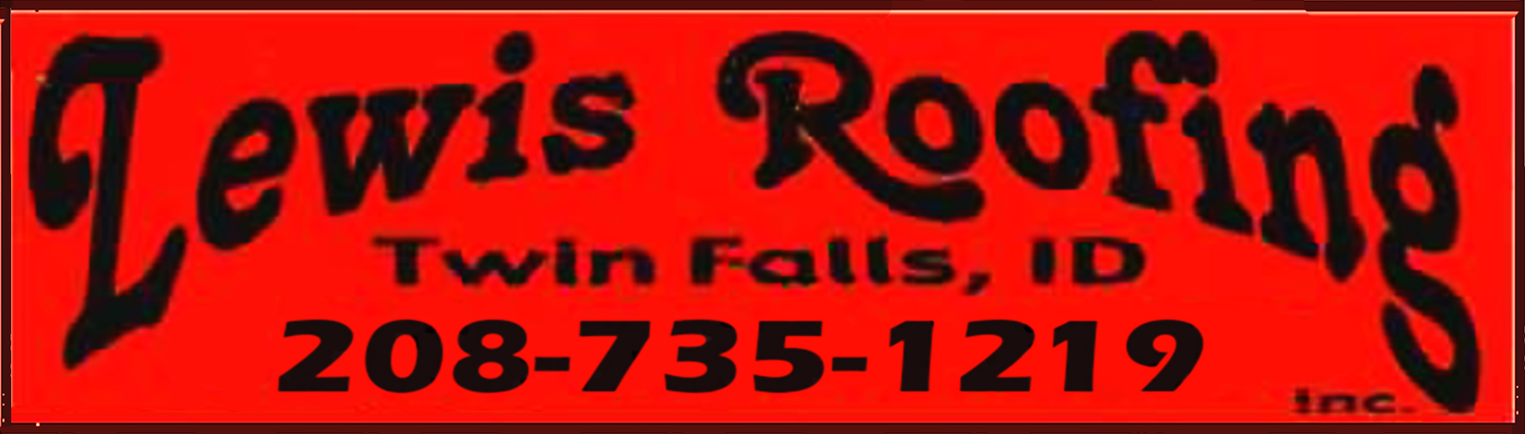 Lewis Roofing, Inc.