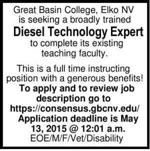 Diesel Technology Expert
