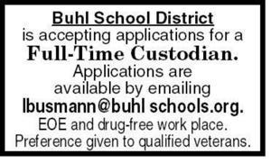 Full Time Custodian