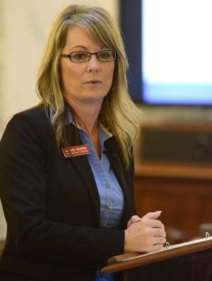 Gallery: Ybarra Presents Budget to JFAC