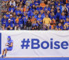 Boise State Vs. Colorado State Football