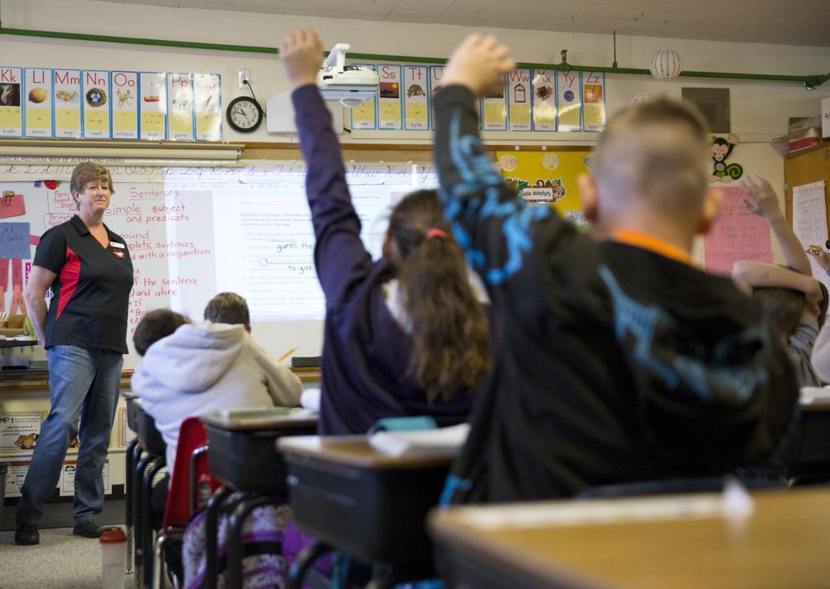 Innovative Classroom Jobs ~ Twin falls teachers get k for classroom needs