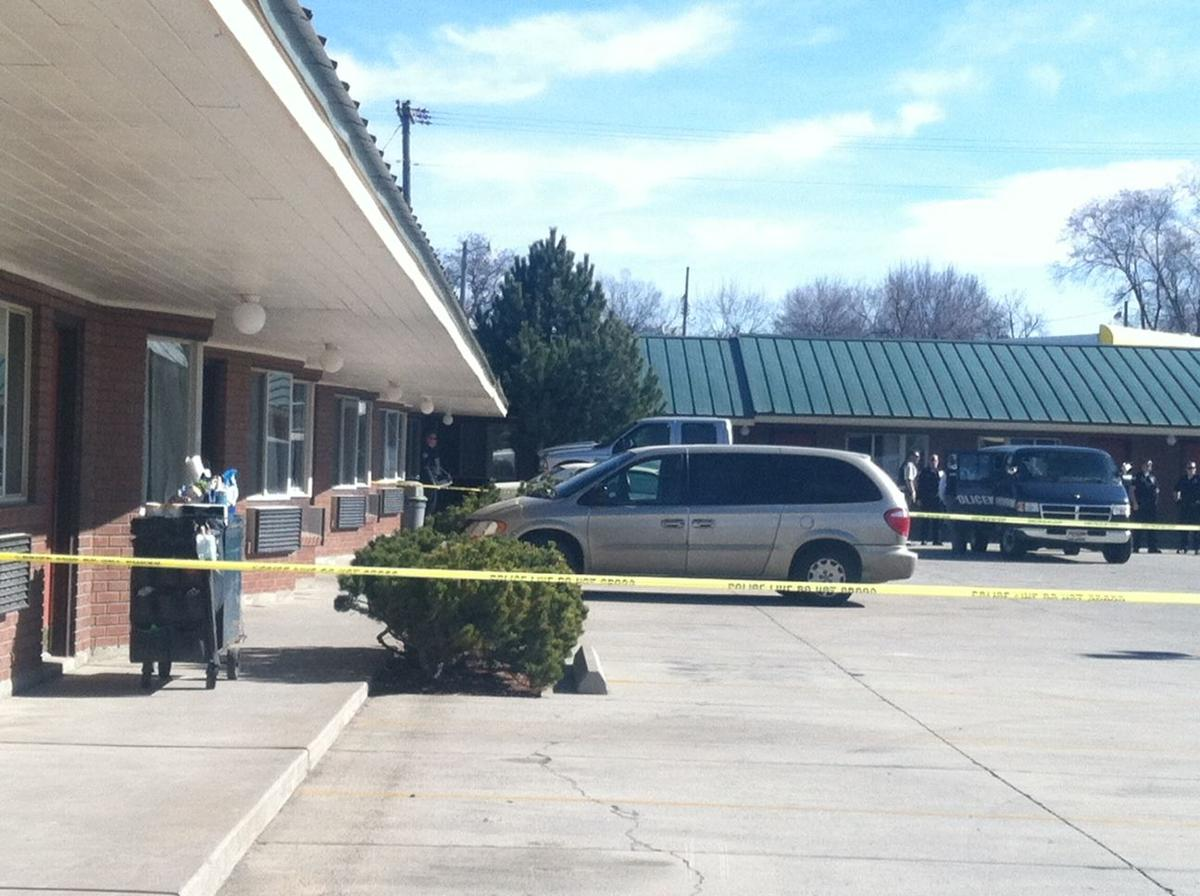 Gallery Fatal Shooting At Twin Falls Motel Southern