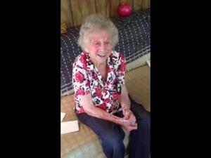 Video: Dorothy Custer Turns 103