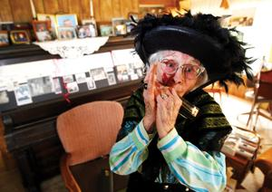 PHOTO BLOG: Dorothy Custer, Having the Time of Her Life