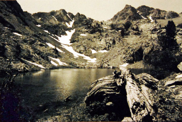 Blog The Scary Mountain Man Of Boulder City Trails And