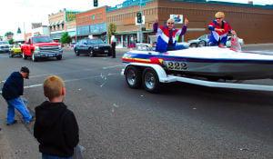 Gallery: Idaho Regatta Parades Boats