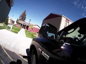 Video: What You See from a Police Body Camera
