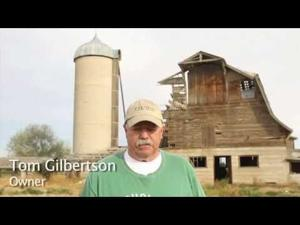 VIDEO: Saving the Historic Schick Barn in Buhl