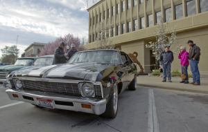 Gallery: Coffee and Cars Event on Twin Falls' Main Avenue