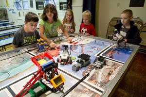 Gallery: Lincoln Elementary School Robotics Program