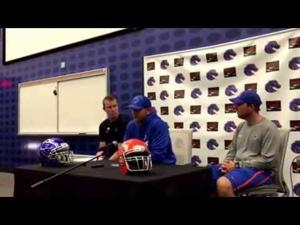 Video: Boise State Names Ryan Finley Starting QB vs UW