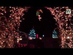 Video: 'Royland' Christmas Lights