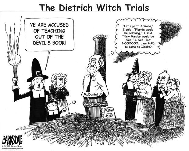 repeating of history according to salem witch trials and mccarthy hearings The salem witch trials were a series of hearings and prosecutions of people  accused of  it was the deadliest witch hunt in the history of the united states   according to historian george lincoln burr, the salem witchcraft was the rock on   he concluded by repeating the lord's prayer) [as witches were not supposed  to be.