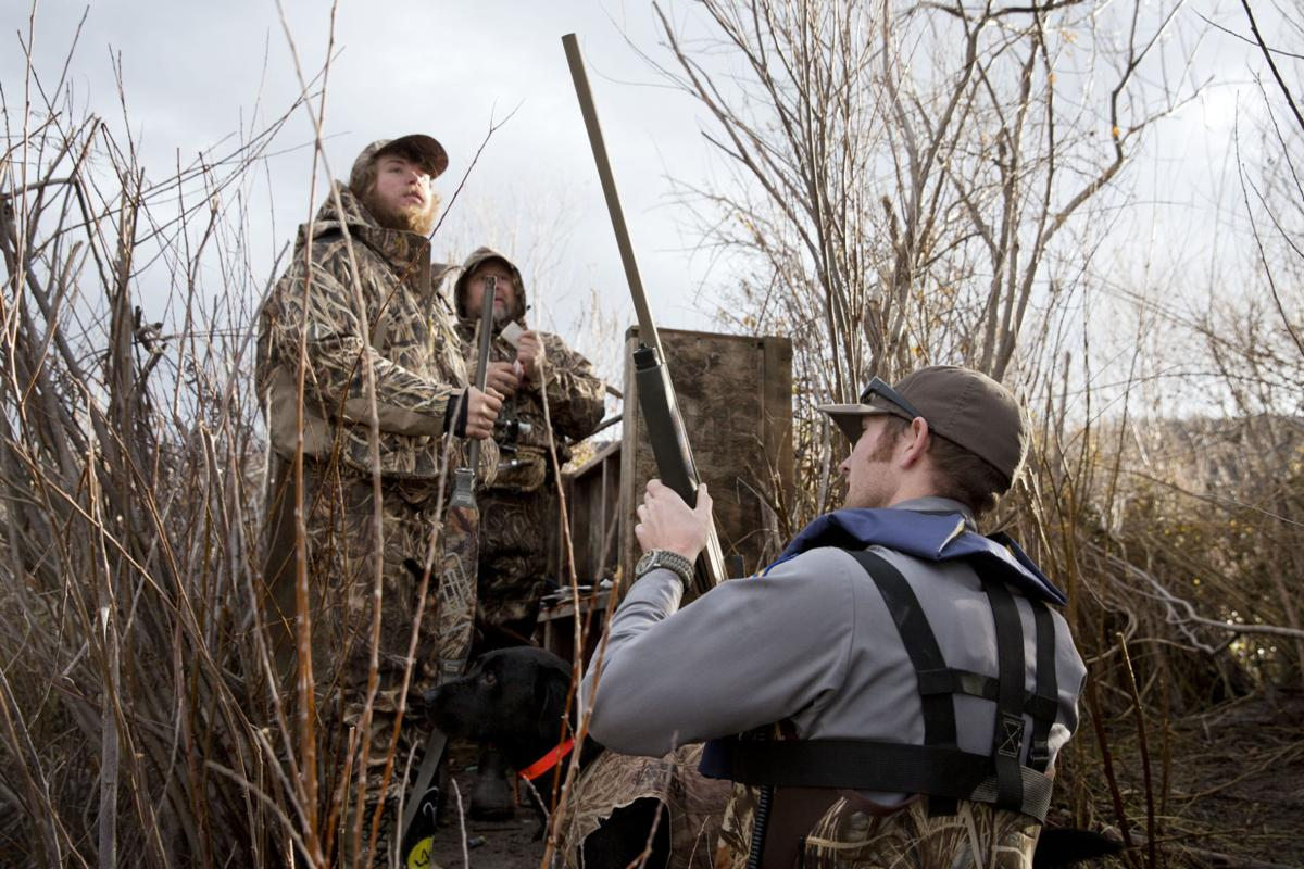 Phillips why idaho 39 s waterfowl hunting seasons are about for Idaho dept of fish and game