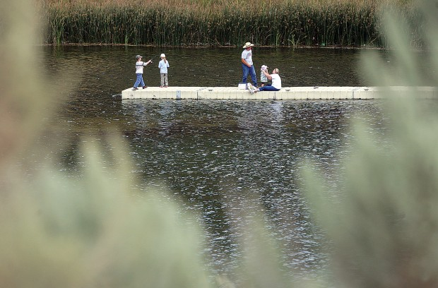 7 best spots for kid fishing in south central idaho for Best fishing in idaho